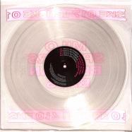 Back View : Milo Spykers - BELGIAN BASS EP (CLEAR VINYL) - LENSKE / LENSKE017