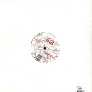 Back View : Minima & Alex Sander - BLUE SHEERS - Killa Beat / KB015
