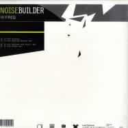 Back View : Noisebuilder - HI FREQ - Level75 / Level75012