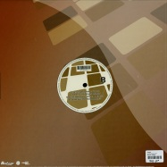 Back View : Oscar - LUFTSCHAUKEL EP (A. KOHLMANN / HOMEBASE REMIXES) - Beatwax / BW001