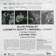 Back View : Elvis Presley - LOVING YOU (LP) - Music On Vinyl / movlp348