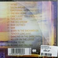Back View : Layo & Bushwacka! - RISING AND FALLING (CD) - Olmeto / Olmeto34