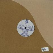 Back View : Myles Serge - RETURN OF THE TRANSITIONAL MAN EP (MATTIA TRANI RMX) - Pushmaster / PM007