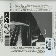 Back View : Damu The Fudgemunk - PUBLIC ASSEMBLY (CD) - Redefinition / rdf058-2