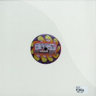 Back View : Richy Ahmed - SNEAKY ACID - Hot Creations / HOTC050