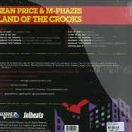 LAND OF THE CROOKS (RED VINYL)