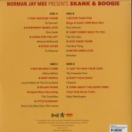 Back View : Norman Jay MBE - SKANK & BOOGIE (GOOD TIMES) (180G 2X12 LP + MP3) - Sunday Best / 39135921