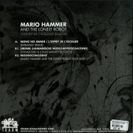Back View : Mario Hammer And The Lonely Robot - LESPRIT DE LESCALIER REMIXES - Traum / Traum V200
