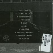 BLACK FOCUS (CD)