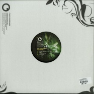 Back View : The Vanguard Project - PLASTIC FANTASTIC EP - Fokuz Recordings / FOKUZ087