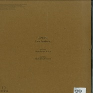 Back View : Lars Bartkuhn - MASSAI - Utopia Records / UTA005