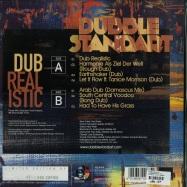 Back View : Dubblestandart - DUB REALISTIC (LTD LP + CD) - Echo Beach / EB118 / 2993862