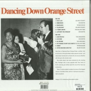 DANCING DOWN ORANGE STREET (LTD ORANGE 180G LP)