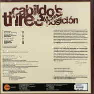 Back View : The Cabildos Three - YUXTAPOSICION (LP) - Schema Easy Series / SCEB902LP