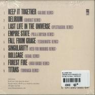 Back View : Blu Mar Ten - EMPIRE STATE REMIXES (CD) - Blu Mar Ten Music / BMTCD010