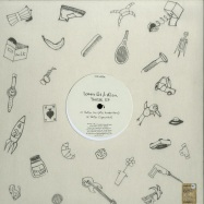 Back View : Somerville & Wilson - YANTAR EP - Hell Yeah / HYR7182