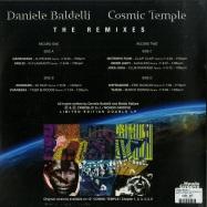 Back View : Daniele Baldelli - COSMIC TEMPLE - THE REMIXES (2LP, VINYL) - Mondo Groove / MGLP 107/8