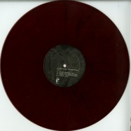 Back View : Various Artists - SAMURAI MUSIC DECADE PART 5 (RED COLOURED VINYL) - Samurai Music / SM1005LTD