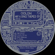 Back View : Oolon - NOT A SPACE THEMED EP - Pager Records / PAGER008