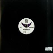 Back View : Chad Dubz - REPTILIAN BITCH EP - Dub Sector / DSDV002
