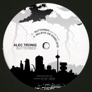 Back View : Alec Troniq - BUTTERBEE (ONE SIDED PICTURE DISC) - Mos Ferry Prod / MFD45