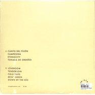 Back View : Frank Harris & Maria Marquez - ECHOES (LP,180G VINYL + INSERT) - Strangelove / SL104LP