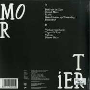 Back View : Mortier - MORTIER (WHITE LP) - Mayway / MAYWAY018LP