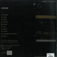 Back View : Avion - UNTROD (2LP) - Crossing / CROSSINGLP01