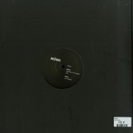 Back View : nthng - MICRODOSE - Moerk / MOERK020