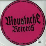 Back View : David Vunk - CROSS ADDICTION EP (PICTURE VINYL) - Moustache / MST041