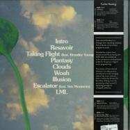 Back View : Resavoir - RESAVOIR (LP) - International Anthem / IARC026LP / 05177921