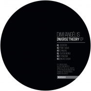 Back View : Dimi Angelis - INVERSE THEORY - Mord / MORD064