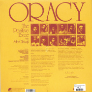 Back View : Oracy - The Positive Force With Ade Olatunji (LP) - Rain&Shine / RSRLTD006