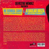 Back View : Celia Cruz con la Sonora Matancera & Joey Pastrana - MI BOMBA SONO / A BAILAR ORIZA (7INCH) - Rocafort Records / ROC034