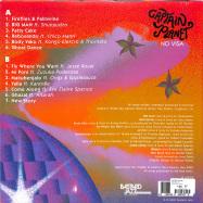 Back View : Captain Planet - NO VISA (LP) - Bastard Jazz / BJLP29