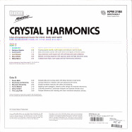 Back View : Ocean Moon - CRYSTAL HARMONICS (KPM) (LP, REISSUE) - Be With Records / BEWITH083LP