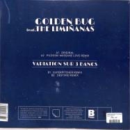 Back View : Golden Bug (feat The Limianas) - VARIATIONS SUR3 - La Belle / LAB051