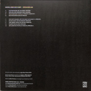 Back View : SHDW & Obscure Shape - VERSIONEN 008 (2LP) - From Another Mind / FAM008