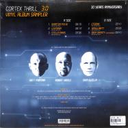 Back View : Cortex Thrill - 3.0 - VINYL ALBUM SAMPLER (COLOURED VINYL) - BONZAI VINYL / BV2021018