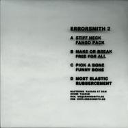 Back View : Errorsmith - VOL 2 (2xLP) - Errorsmith / Errorsmith 02 / 38755