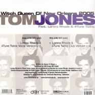 Back View : Tom Jones feat. Lorenz Rhode - WITCH QUEEN OF NEW ORLEANS 2005 - Dubmental / dmr021-12