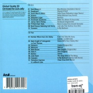 GLOBAL GUIDE 09 - UNMIXED DJ VERSION (2XCD)
