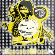 Back View : Electrixx - CONTROL FREAK - Karate Musik / km036
