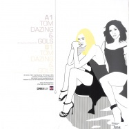 Back View : Tom Dazing & Gols - NO HAY BANDA - Dreielf003