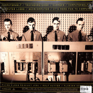 Back View : Kraftwerk - COMPUTERWELT (REMASTER) (LP) - Capitol / 509996995901