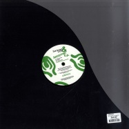 Back View : Summed & Dot - JAZZYMAN E.P. - All Inn Records / ALLINN0036