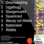 PRINS THOMAS THE ALBUM (CD)