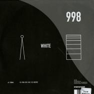 Back View : Nu - FOOL - White / White998