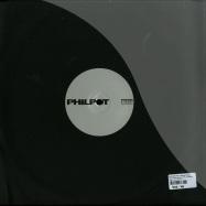 Back View : Soulphiction / Missing Linkx - FULL SWING (BLACK VINYL, REPRESS) - Philpot / php055BLACK