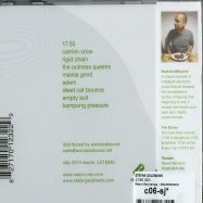Back View : Stefan Goldmann - 17:50 (CD) - Macro Recordings / MACROM30CD